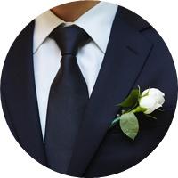 結婚式 新郎