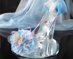 シンデレラの靴 サプライズ