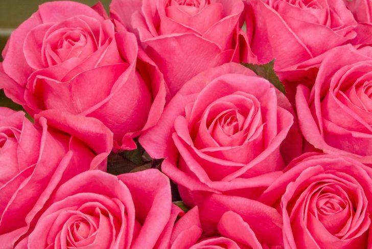披露宴で花束を渡してサプライズ