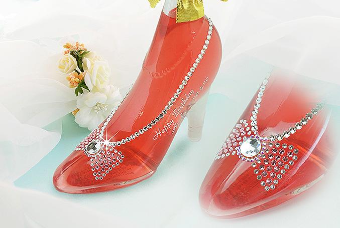 ガラスの靴リキュール