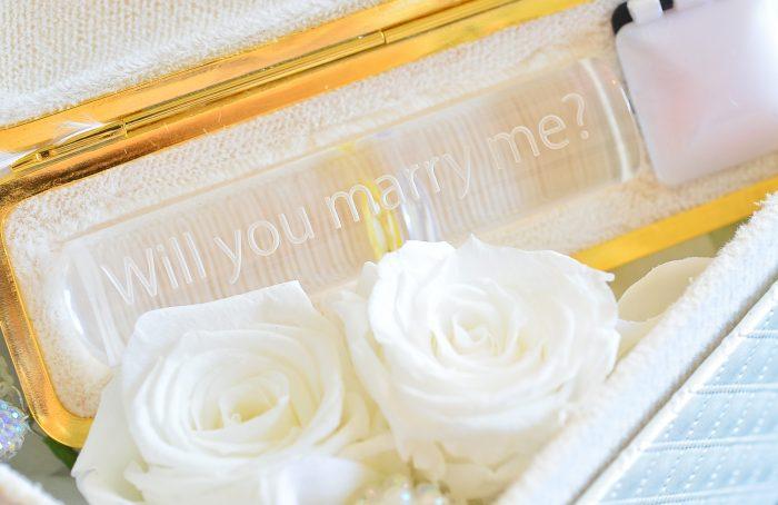 結婚式で新婦にサプライズ 意外